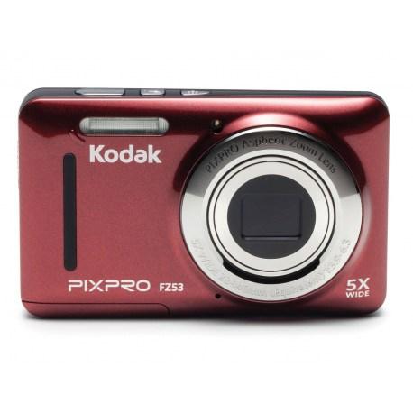 Kodak FriendlyZoom FZ53 Red