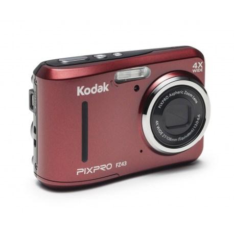 Kodak FriendlyZoom FZ43 Red